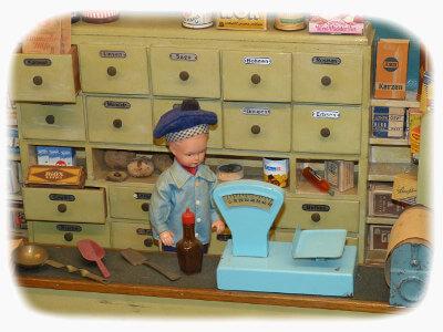Perinteiset leikit - kauppaleikki